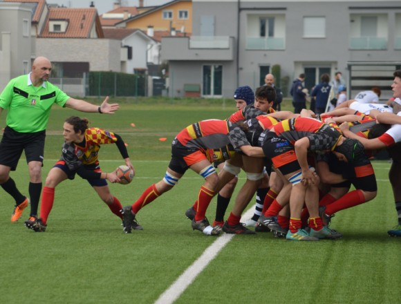 Juniores: il weekend U18 e U14