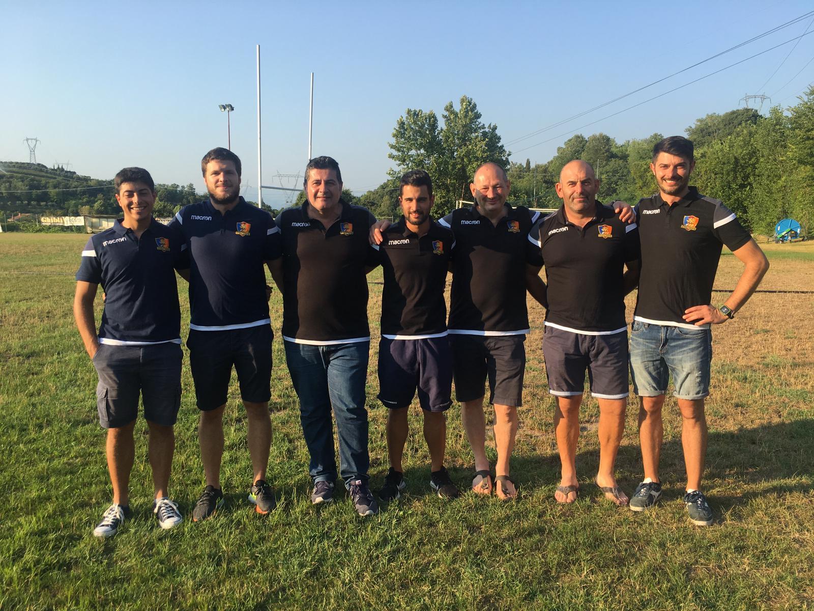 Il West Verona Rugby ufficializza lo staff tecnico seniores