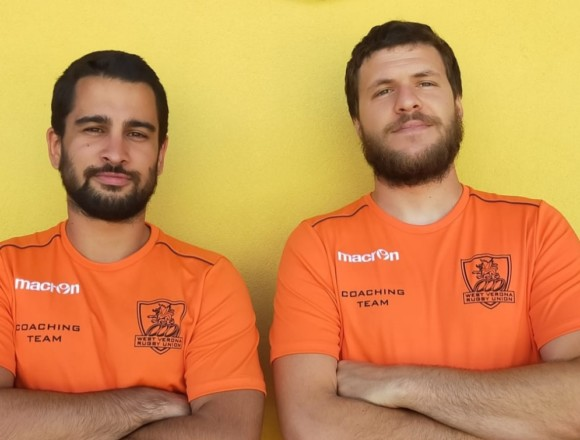 Lo staff West Verona Rugby per la stagione 2020/2021